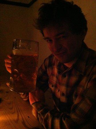 Suppenkuche:                   beer!