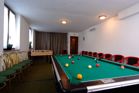 Astoria Hotel: SALA BILIARDO