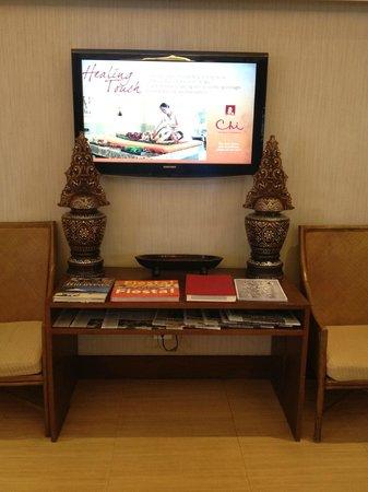 Shangri-La's Boracay Resort & Spa:                                     caticlan lobby