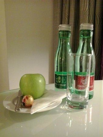 Hilton Vienna Danube Waterfront: Thank you for amusing treatment for Gold Hilton HHonors