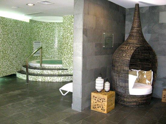Quinta Mirabela:                   The Spa
