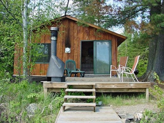 Fenske Lake Resort Cabins : White Pine cabin