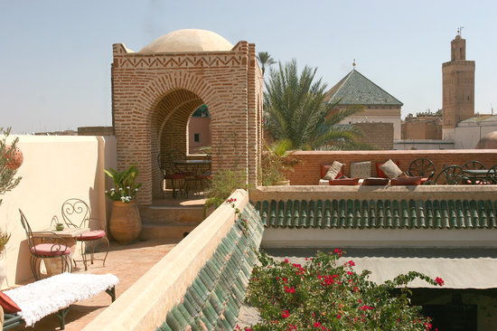 Riad SAMSARA lovely and cosy