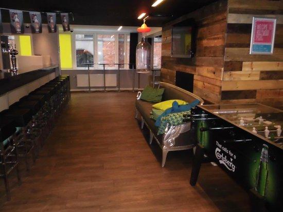 Generator Hostel Copenhagen:                   ambienti a disposizione