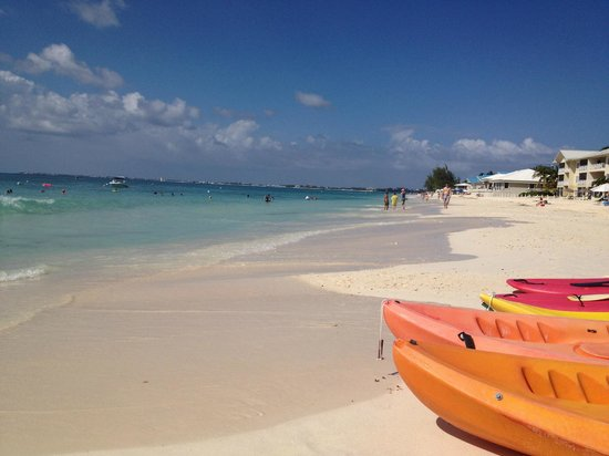 Grand Cayman Marriott Beach Resort:                   Marriott Beach