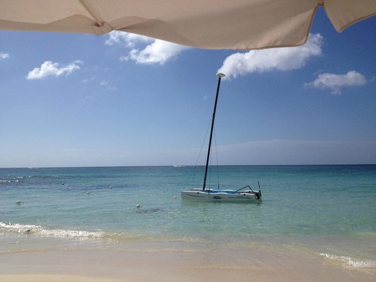 Grand Cayman Marriott Beach Resort:                   Paradise