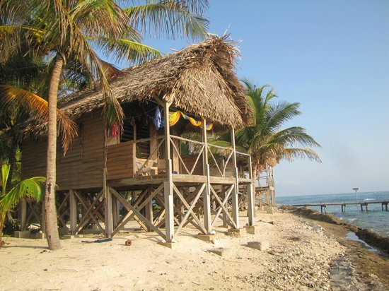 Long Caye Resort:                   Cabana 5