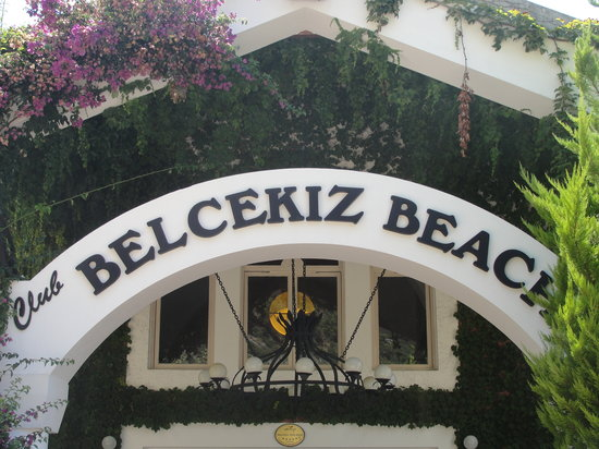Club Belcekiz Beach Hotel: lovely place