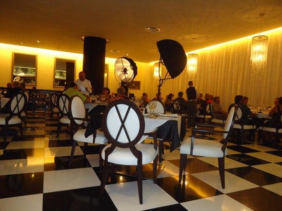 Barcelo Bavaro Palace Deluxe:                   restaurant italiano