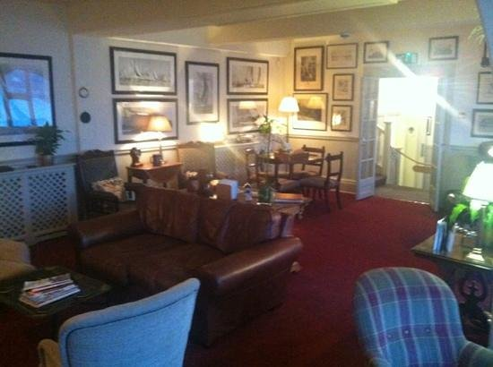 Cary Arms:                                     residents lounge