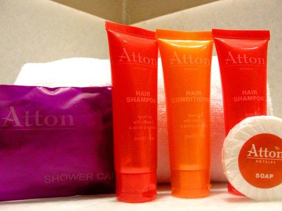Atton Vitacura: Amenities Atton Hoteles
