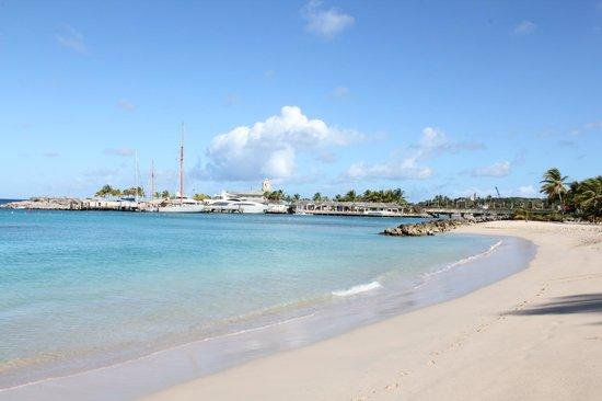 Port St. Charles:                   Beach