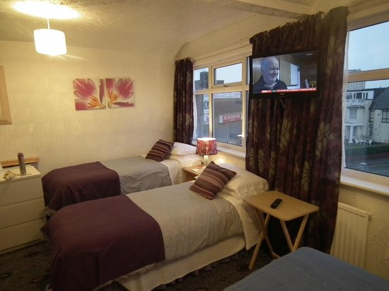 Tower View Hotel: Family room sleeps 4