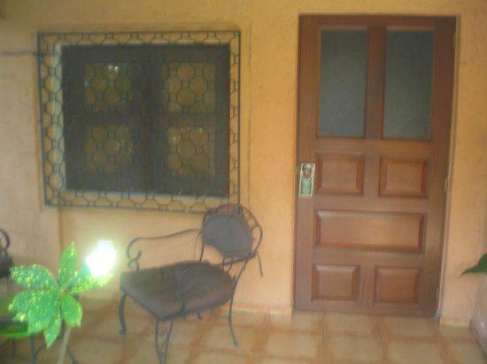 Casa Valeria Boutique Hotel:                   terrasse