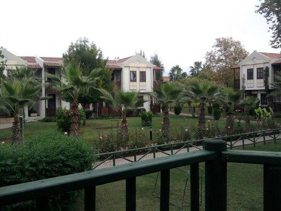 Club Tuana Fethiye:                   Park area