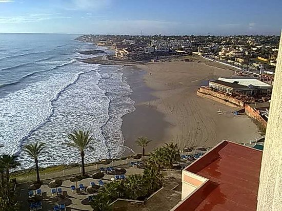 Playa Flamenca, España:                   The lovelly La Zenia Beach
