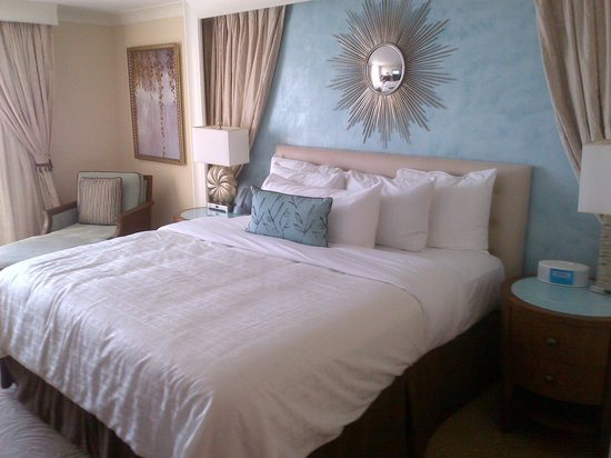 One Ocean Resort & Spa:                                     A deluxe view king room