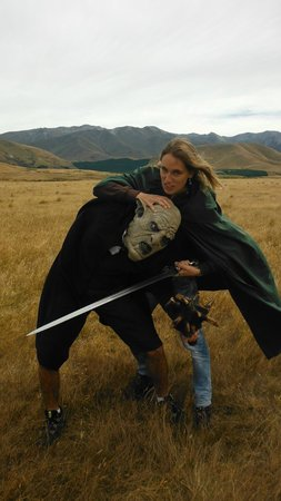 Lord of the Rings Twizel Tour:                                     I want to kill you !!!!!!