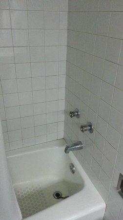 Hotel Venetur Maracaibo:                                                                                           shower