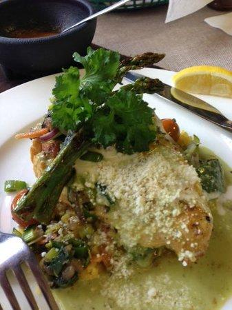 The Chef House Restaurant :                   Delish!