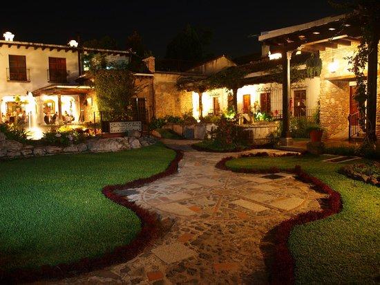 Hotel Posada de Don Rodrigo: Garden View