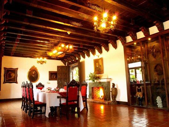 Hotel Posada de Don Rodrigo: Conference Room/ Museum