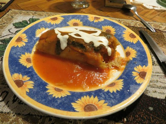 Casa De Pita: Breakfast