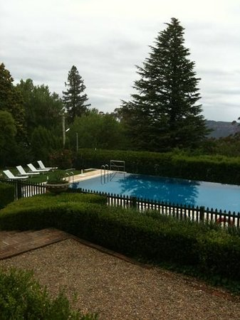 Lilianfels Blue Mountains Resort & Spa:                   the pool