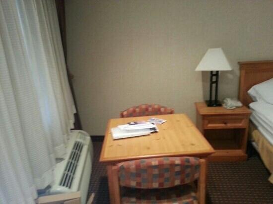 Holiday Inn Express South Lake Tahoe:                   Quarto cama King