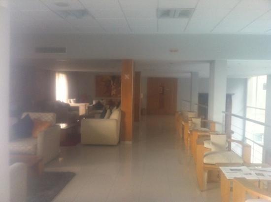 Casablanca Appart'hotel :                   lobby