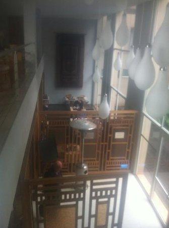 Casablanca Appart'hotel :                   dining