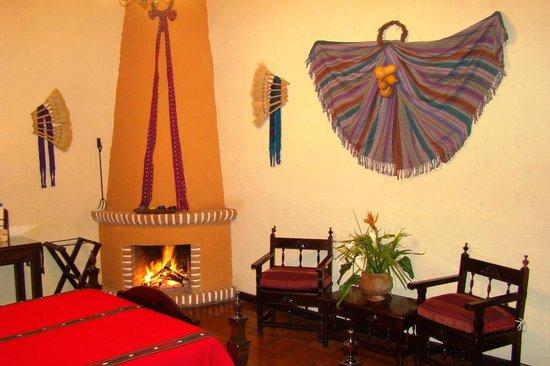 Hotel Posada de Don Rodrigo Panajachel: Standard Room