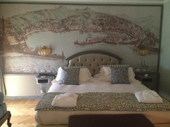 Grand Hotel Savoia:                   camera
