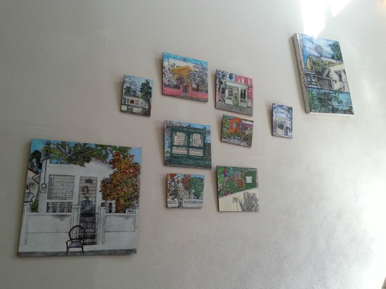 Da House Hotel:                   art