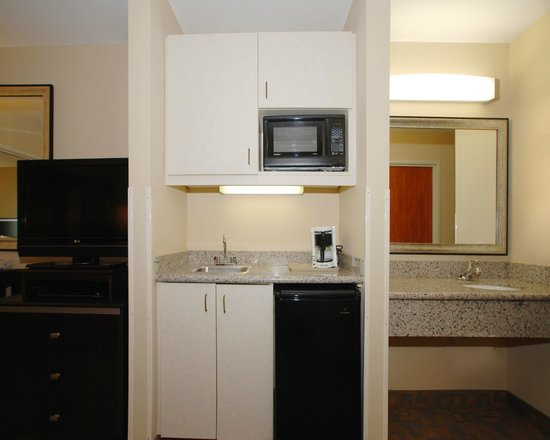 Comfort Suites Denver Tech Center: Micro/Fridge