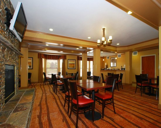Comfort Suites Denver Tech Center: Breakfast Room