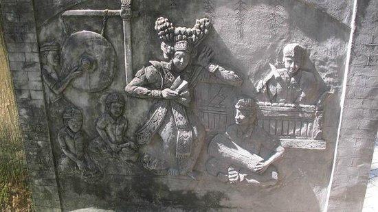 منتجع ومنتج ميلاستي بيتش الصحي:                                                       Art work                                