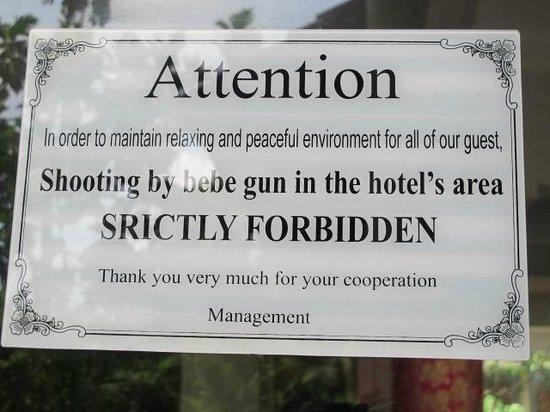 Melasti Legian Beach Resort & Spa:                                                       Love this!