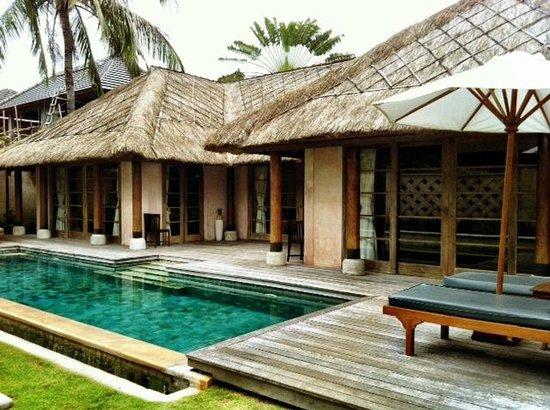 Sienna Villas:                   2 of the villas