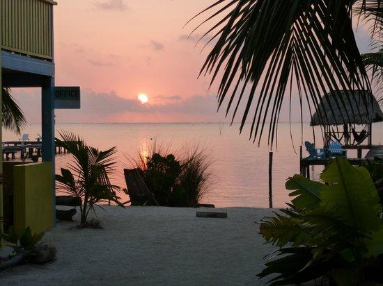 Colinda Cabanas:                   Sunrise