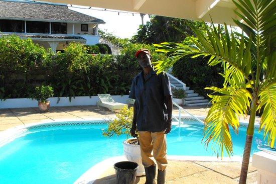 Pool at High Hope Estates
