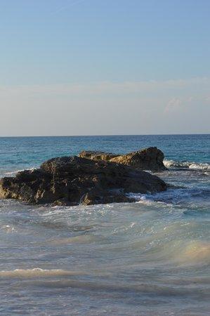 Oceanfrontier Hideaway:                   beach @ hotel