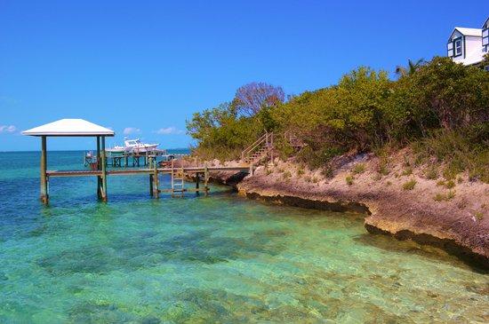 Oceanfrontier Hideaway:                   @ Dive Guana