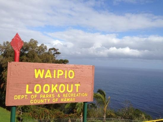 Honokaa, Havaj:                   just like the sign says!