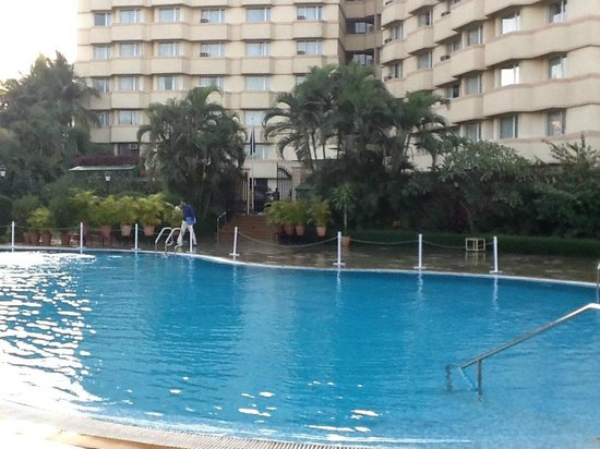The Residence Hotel & Apartments:                                                       Pool and Hotel
