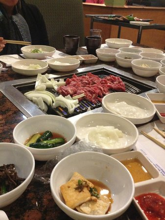 Buga Korean Barbecue Restaurant