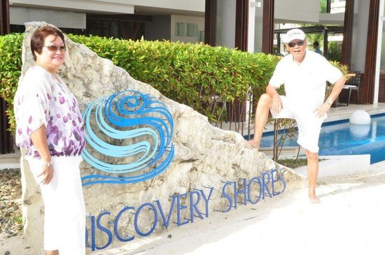 Discovery Shores Boracay:                   Very satisfied guests....