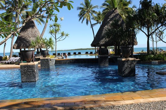 The Westin Denarau Island Resort & Spa Fiji:                   Beautiful pool area