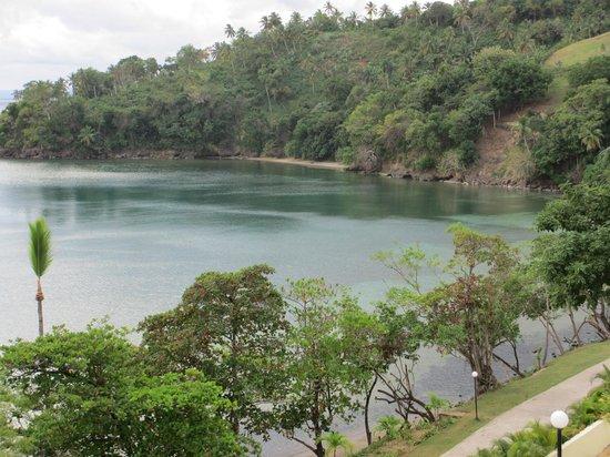 Grand Bahia Principe Cayacoa:                   View from 3138