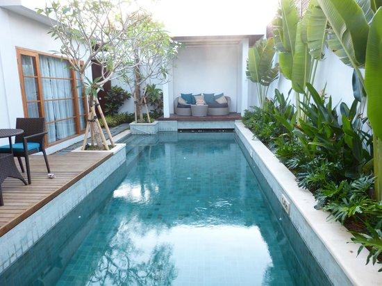 The Samaya Bali Seminyak:                   Pool villa